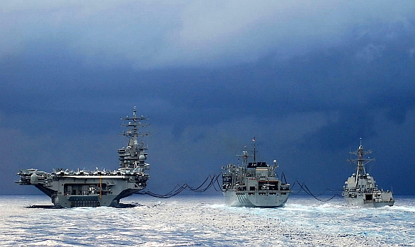 US Navy Arktida