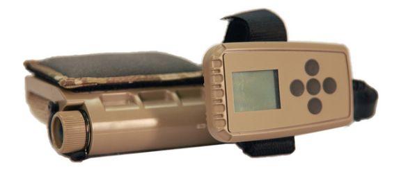individuální detektor střelby IGD
