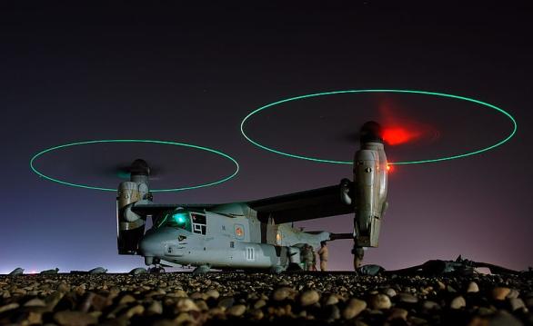 V-22 Osprey pro Israel