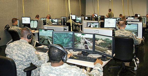Foto: Virtual Battle Space 3 /  Bohemia Interactive Simulation
