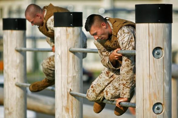 Posilujte jako elitní vojáci