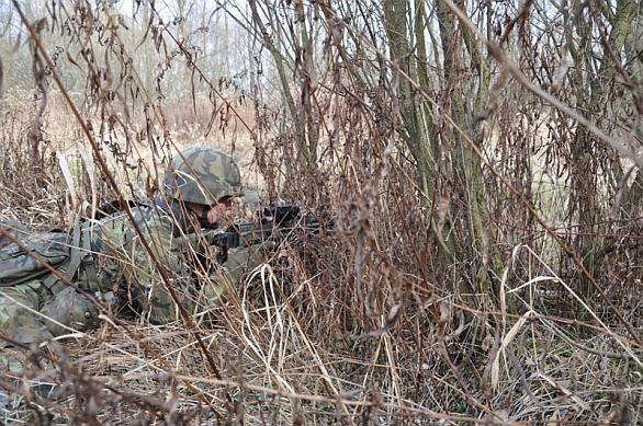 Foto: Průzkumník 7. Mechanizované brigády. / desátník T. R., 71. mpr
