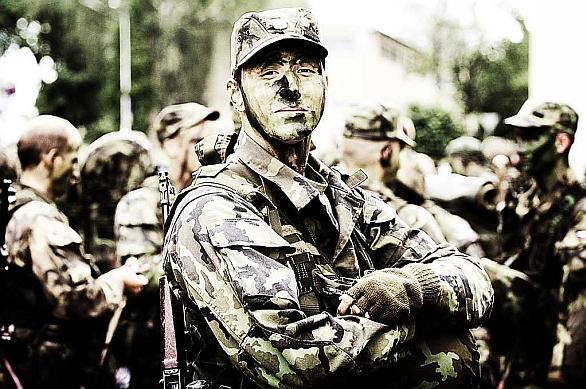 Foto: Voják Armády ČR. / Zdeněk Koza