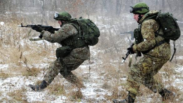 Ruský voják budoucnosti Ratnik