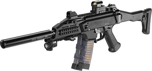 Scorpion EVO 3A1 Egypt