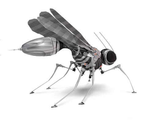 robotický hmyz