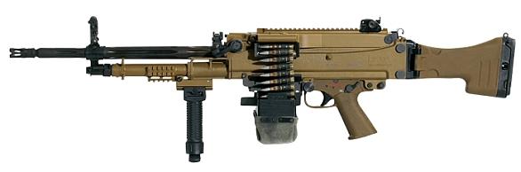Kulomet HK121 I