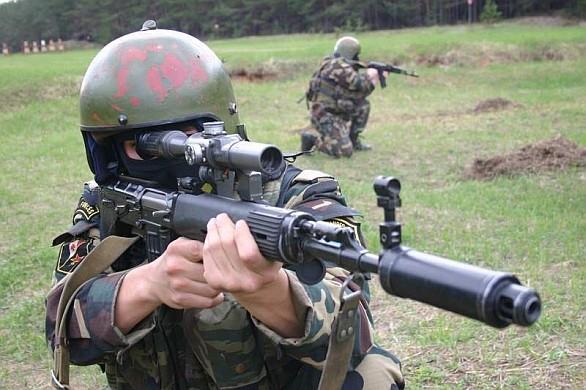 Ruský odstřelovač