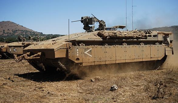 Foto: Namer / IDF
