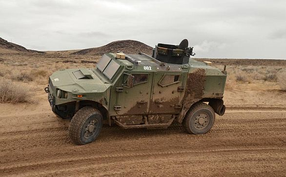 Foto: ULV (Ultra Light Vehicle) / TARDEC
