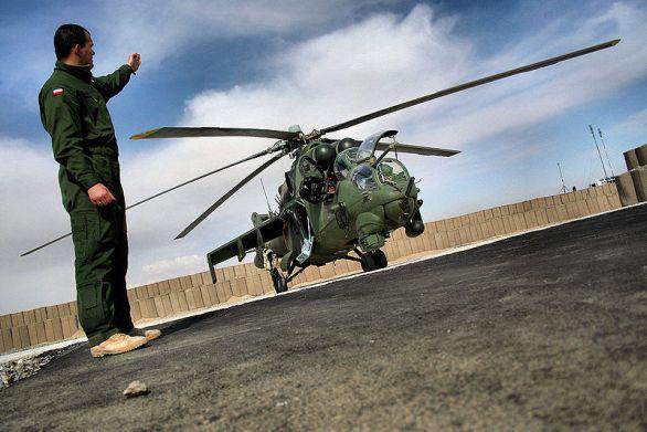 polské Mi-24