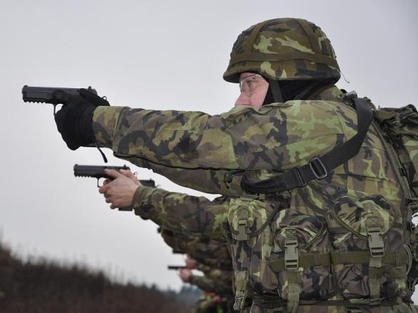 Foto: Prověrka střelecké a taktické přípravy 71. mpr. / 71. mpr