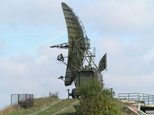radiolokační výškoměry PRV-17