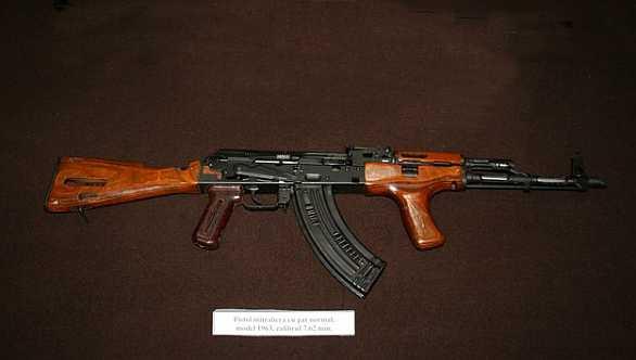Rumunská puška