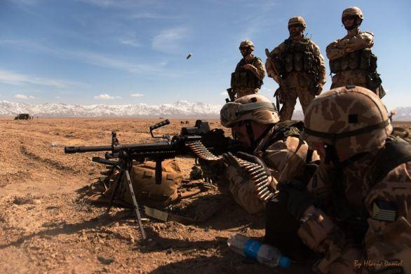 MINIMI Afghánistán