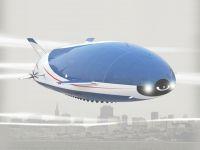 Pelican Airship
