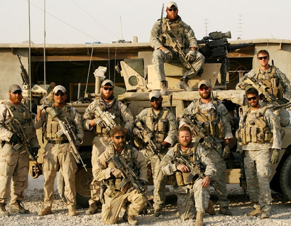 Foto: US Army Special Forces (Zelené Barety) / US Army
